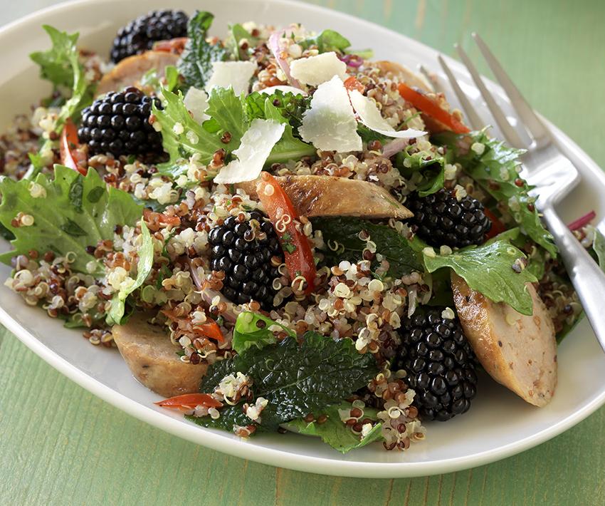 tuscan quinoa salad recipe